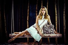 British model Cara Delevingne collaborates with Mulberry for a new bag collection