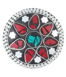 Waama Jewels Multicolour Ring for Women
