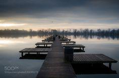 -Winter calm- by egyedviktor. Please Like http://fb.me/go4photos and Follow @go4fotos Thank You. :-)