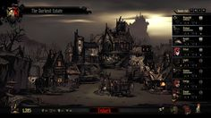 Playing Darkest Dungeon may have you pulling your hair out, or at least finding a better way to handle your characters stress levels. Call Of Cthulhu Game, Hero Time, Darkest Dungeon, Tales Series, Stone Houses, Dark Souls, Dark Fantasy, Game Design, Home Art