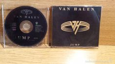 VAN HALEN. JUMP - CD SINGLE-PROMO / WARNER BROS-GERMANY - 1996 / CALIDAD LUJO