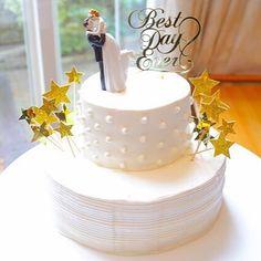【総まとめ】今人気のウェディングケーキのデザイン集 | marry[マリー]