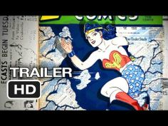 The Untold Story of American Superheroines Official Trailer - Documentary HD