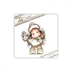 MAGNOLIA - Tilda with the Snowman