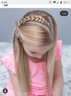 If you are looking for a new hairstyle, these models are exactly for you. – Hair desing in 2020 Girls Hairdos, Cute Girls Hairstyles, Girls Natural Hairstyles, Trendy Hairstyles, Braided Hairstyles, Teenage Hairstyles, Medium Hairstyles, Beautiful Hairstyle For Girl, Beautiful Hairstyles