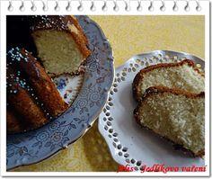 Jedlíkovo vaření: Kokosová bábovka