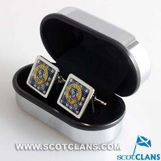 Hannay Clan Crest Cu