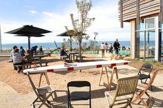 Bomboras kiosk #fishermans #Beach #Torquay #australia #coffee #snack #summer #surf #fishing #boatramp