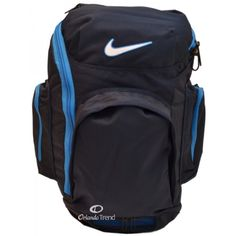 Nike Backpack Hoops XXL Blue Basketball Ball Carry for 15 inch Laptop Bag BA3201  at orlandotrend.com #OrlandoTrend