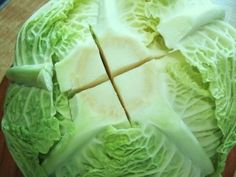Recipe: Cream savoy cabbage as grandma made it Picture No. 2 potato al horno asadas fritas recetas diet diet plan diet recipes recipes Sous Vide Cooking, Easy Cooking, Healthy Cooking, Cooking Fish, Cooking Salmon, Cooking Games, Savoy Cabbage, Cooked Cabbage, Salmon Recipes