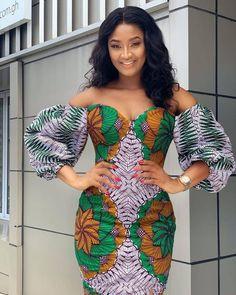African Fashion Ankara, Latest African Fashion Dresses, African Dresses For Women, African Print Dresses, African Print Fashion, Africa Fashion, African Attire, African Women, African Wear For Ladies