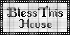 Priscilla Hewitt   Bless This House Graph