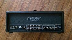 # Peavey Triple XXX 120w Tube Guitar Amp. Great Condition! please retweet