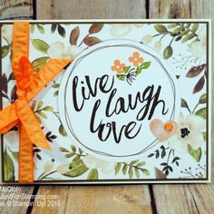 Hello Lovely Project Life Collection, Stampin' Up!, Memory Keepting