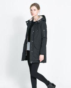 lookin for a dream coat / parka from Zara