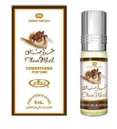 Choco Musk Al-Rehab for women and men... Choco Musk by Al-Rehab is a Oriental Vanilla fragrance for women and men. The fragrance features white musk, milk chocolate, vanilla, cinnamon, rose, sandalwood, myrrh, amber and spicy notes. Perfume rating: 4.20 out of 5 with 563 votes. MUST TRY THIS!!!