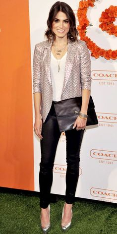 Nikki Reed Reed: Coach's L.A. event