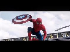 Captain America: Civil War - TV Spot #47 - NEW Spider-Man Footage