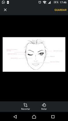 Ficha maquillaje 2
