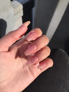 Frensh Nails, Chic Nails, Stylish Nails, Acrylic Nails, Manicure, Makeup Trends, Beauty Trends, Minimalist Nails, Makeup Obsession