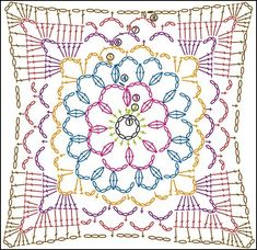 Tissue boxes cute crochet,granny