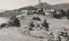 Foto tomada por mi padre Ataulfo Roger en el año 1949, fue mi primer viaje a Bariloche desde entonces me enamore del lugar. Col.Graciela Roger
