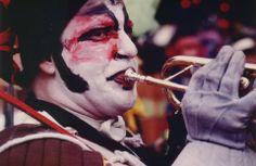 sjnees met trompet