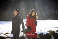 YoonA and Yoon Shi Yoon.