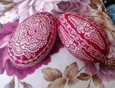 Kraszanki, pisanki - easter eggs