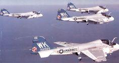 "Grumman A-6E ""Intruder"" VMA(AW)-224 'Bengals' (USMC)"