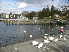 Bowness Pier, Lake Windermere Lake District, Lake District, Cumbria, England, UK -- by iknow-uk, via Flickr