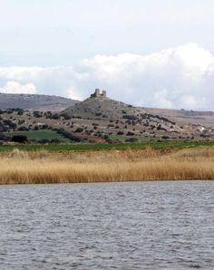 RETO Natura 2000 Aragón. Jiloca-Galllocanta. El Río Jiloca y la laguna de Gallocanta vertebran este territorio entre Teruel y Zaragoza. (Foto Adri Jiloca-Gallocanta www.adri.es)  www.retoeurope.com http://revista.destinorural.com/contenidosDR04.php#aragon http://www.turismohumano.com/boletines/41.html