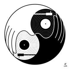 Ying-Yang #vinyl