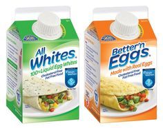 South Suburban Savings: New Rare Coupon: $0.55/1 AllWhites or Better'n Eggs