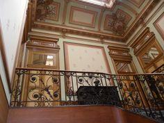 Interior do Palacete Moreira