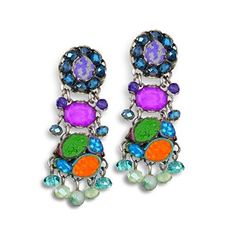 Ayala Bar Monterey-Bay Earrings, Hip, Spring 2015 - E7369  Price : $95.00 http://www.artazia.com/Ayala-Bar-Monterey-Bay-Earrings-Spring/dp/B00U6CXZGS
