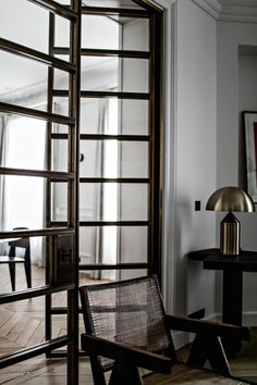 INTERIOR MUSINGS | A PARISIAN AFFAIR