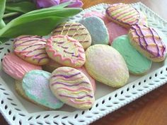 Diana's Desserts Newsletter - Edition #45 - Welcome Spring - Passover and Easter Desserts and Treats - March 25, 2007