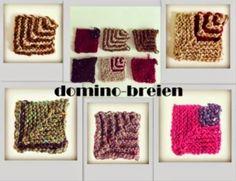 Klazien's Kreatie: Workshop Domino breien
