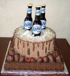 Unique Birthday Cakes For Men Birthday Cakes For Men, Cake Birthday, Men Birthday, Funny Birthday, Birthday Ideas, Happy Birthday, Unique Cakes, Creative Cakes, Creative Ideas