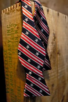 Bow tie...The American Way