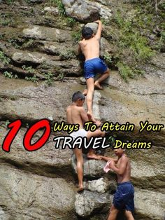10 Ways to Attain Your Travel Dreams. Changed My Life. Change My Life, You Changed, Traveling By Yourself, Travel Tips, Dreams, Travel Advice, Travel Hacks