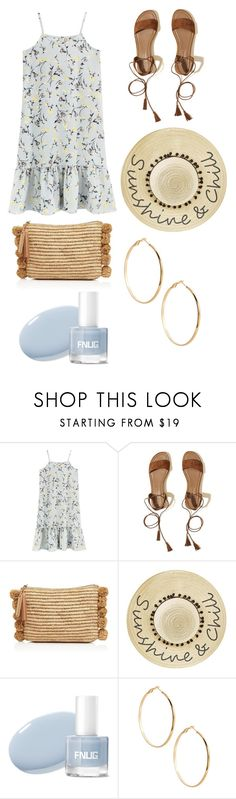 """Untitled #448"" by karime-gonzalez ❤ liked on Polyvore featuring Hollister Co., Loeffler Randall, Betsey Johnson and GUESS by Marciano"