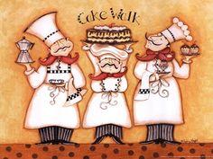 Cake Walk Fine-Art Print by Sydney Wright at UrbanLoftArt.com