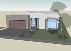 This modern design floor plan is 2599 sq ft and has 3 bedrooms and has bathrooms. Cottage House Plans, New House Plans, Dream House Plans, Cottage Homes, Plan Design, Shipping Container Homes, Architecture Design, Floor Plans, How To Plan