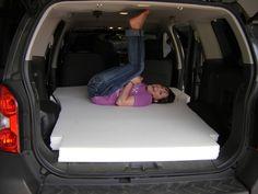 Truck Bed Air mattresses