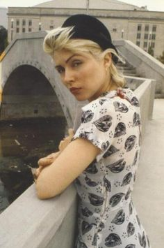 Debbie back in the day