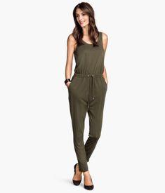 H&M Combi-pantalon en jersey 34,95 $