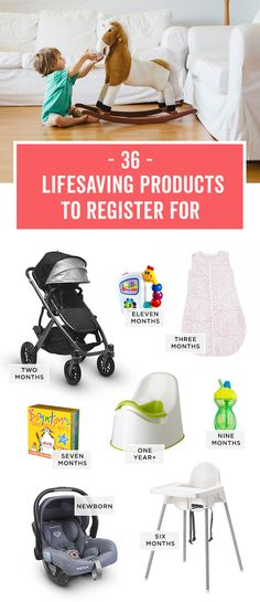 Register for anything and everything you need for baby. Babylist lets you add any gift from any store. It works just like Pinterest. Simple enough for the grandparents-to-be too. For a limited time get a free Hello Baby Box.