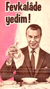 OĞUZ TOPOĞLU : fevkalede yedim en iyi aşçı vita'dır 1960 senesi n...